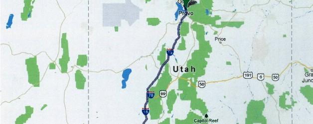 Utah Trip: August 20 – 24