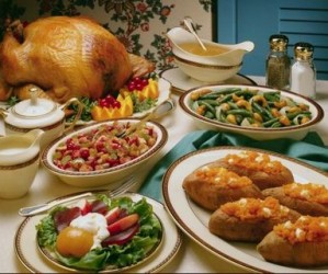 Executive Functioning and The BIG Thanksgiving Dinner