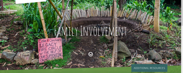 Family Involvement in Wilderness