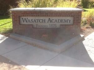 wasatch academy